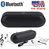 USB Portable Bluetooth Wireless FM Radio Stereo Speaker Altavoces For SmartPhone Tablet iPhone Bocinas