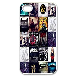 memphis may fire Hard back cover case fit for Apple Iphone 4 4s