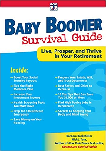 >>WORK>> Baby Boomer Survival Guide: Live, Prosper, And Thrive In Your Retirement (Davinci Guides). Atzan Kenya private saltar Printed