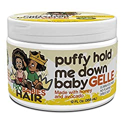 Image of the product FroBabies Hair Puffy Hold that is listed on the catalogue brand of FroBabies Hair.