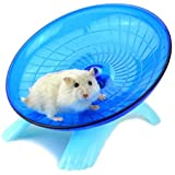 WXLAA Flying Saucer Exercise Wheel Hamster Gerbil Cage...