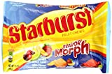 Starburst Flavor Morph Laydown Candy, 13-Ounce Bag