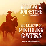 img - for The Legend of Perley Gates (Perley Gates Western) book / textbook / text book