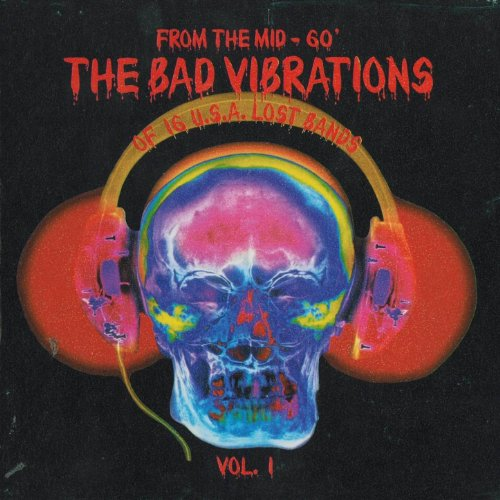 - From the Mid-60' the Bad Vibrations of 16 U.S.A. Lost Bands Vol.1