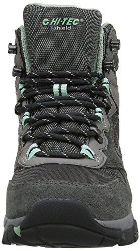 Wp 051 Cool Altitude Zapatillas Lichen de I Grey Grey Charcoal senderismo Tec Lite Hi Mujer IaFx6U6