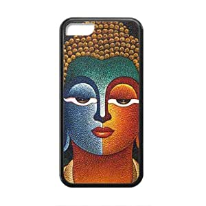 YESGG Buddha Painting Cell Phone Case for Iphone 5C
