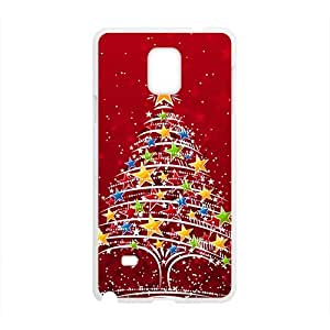 Christmas Tree Star Phone Case for Samsung Galaxy Note4
