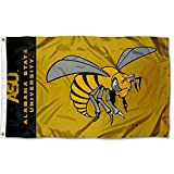 College Flags and Banners Co. Alabama State Hornets ASU Flag