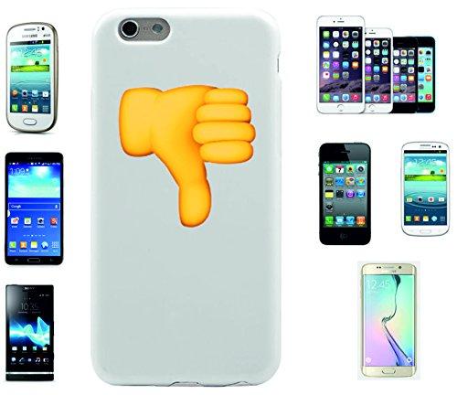 """Smartphone Case Apple IPhone 6+ Plus / 6S+ Plus """"Zeichen für Daumen runter"""", der wohl schönste Smartphone Schutz aller Zeiten."""