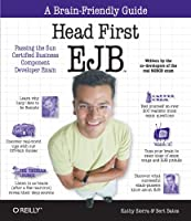 Head First EJB Front Cover