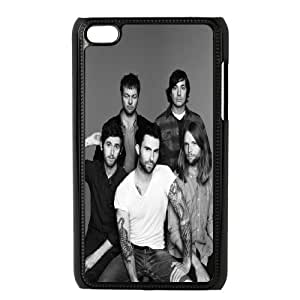 DDOUGS maroon 5 Personalised Cell Phone Case for Ipod Touch 4, Dropship maroon 5 Case