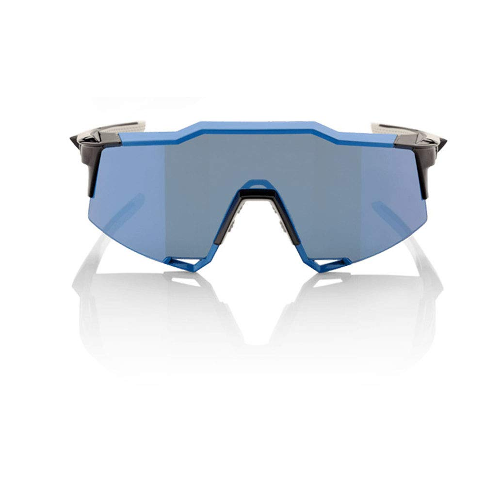 YFFS Cycling Glasses Bicycle Color-Changing Glasses Adult Outdoor Glasses Suitable for Outdoor Cycling Lovers (Color : Blue)