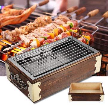Portable BBQ Stove - 1PCs ()