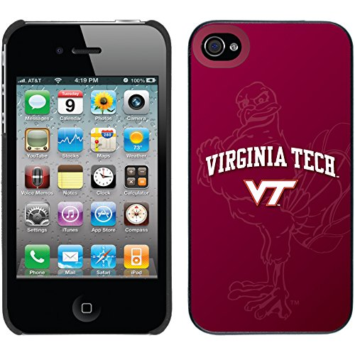 Coveroo Thinshield Snap-On Cell Phone Case for iPhone 4s/4 - Retail Packaging - Virginia Tech