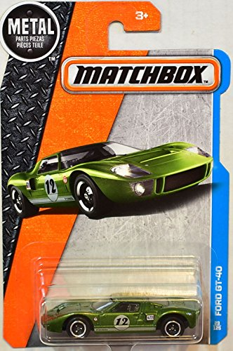 matchbox-2017-metal-parts-piezas-ford-gt-40-green-rare-23-125