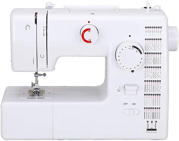 Teng Peng Mini máquina de coser portátil de mano, resistente, de ...