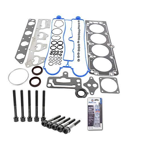 - Head Gasket Set Bolt Kit Fits: 06-08 Suzuki Forenza 2.0L 4Cyl. DOHC 16v