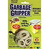 3pk Garbage Gripper Band