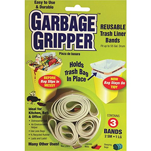 3 Pack Gripper (3pk Garbage Gripper Band)