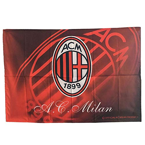 """Louishop Football Club Indoor and Outdoor Flags Vivid Color Hanging Flags Decor for Bedroom//Club//Bar//Event 15/""""x9.4/"""""""