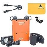 Godox Orange Propac 4500mah Pb960 battery Pack with Db-02 Cable+Pb960 Q-type Bracekt