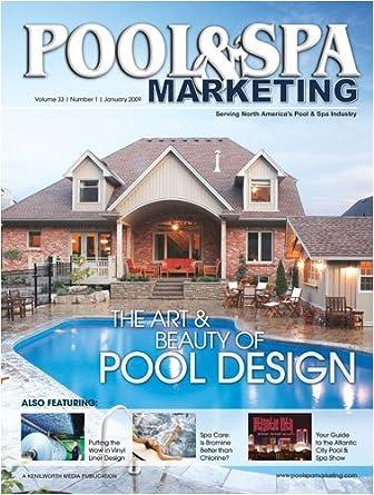 Pool & Spa Marketing: Amazon.com: Magazines