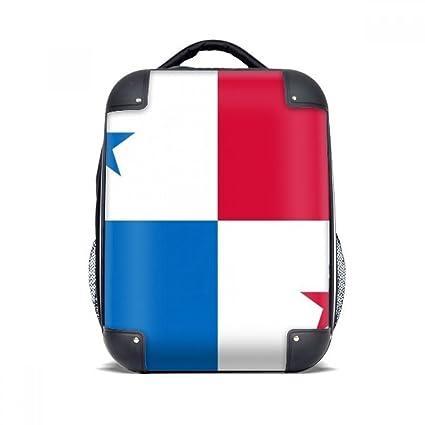DIYthinker Bandera Nacional de Panamá América del Norte País Caso duro de transporte para hombro Niños
