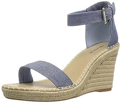 Amazon.com   Nautica Women's San Blas Platform Sandal