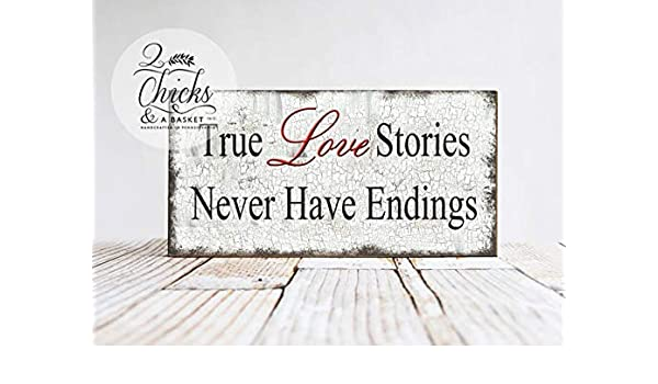 Enid18Bru True Love Stories Never Have Endings Placa de ...