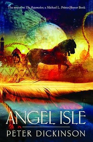 book cover of Angel Isle