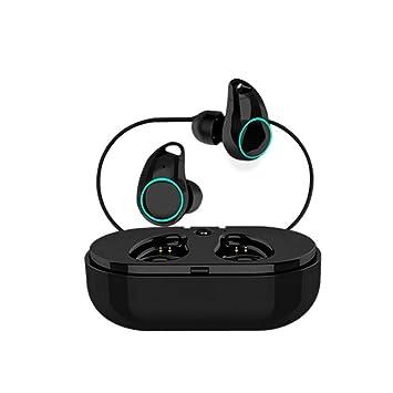 Auriculares Inalámbricos Bluetooth Mini Auriculares Inalámbricos Bluetooth Invisible Auriculares Con Cancelación De Ruido Auriculares Inalámbricos Bluetooth