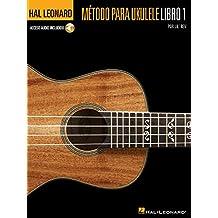 Hal Leonard ukulele method. Book 1: Spanish Edition