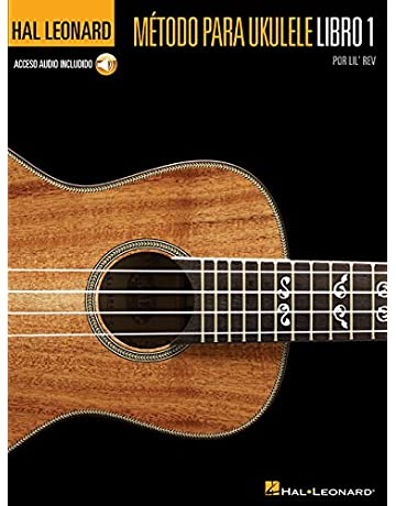 Hal Leonard Ukulele Method (Book & Audio Online)