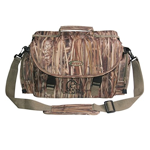 Avery Outdoors Finisher Blind Bag,Marsh Grass