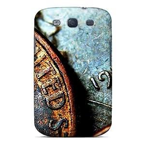 [NGPQx1618JgrTU]premium Phone Case For Galaxy S3/ Insert Coin Tpu Case Cover