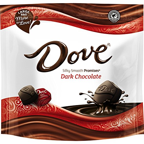 Dove Promises Dark Chocolate Candy Bag, 15.8 Oz by Dove