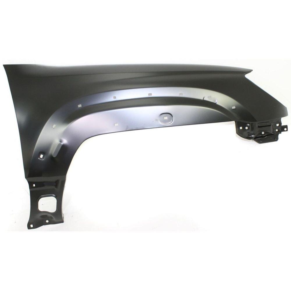 New Fender Front Quarter Panel Passenger Right Side RH Hand TO1241216 5380135580 Diften 110-C1786-X01