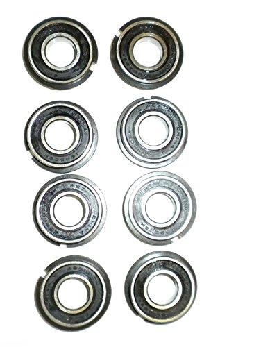 8 Pack Wheel Bearing 5/8