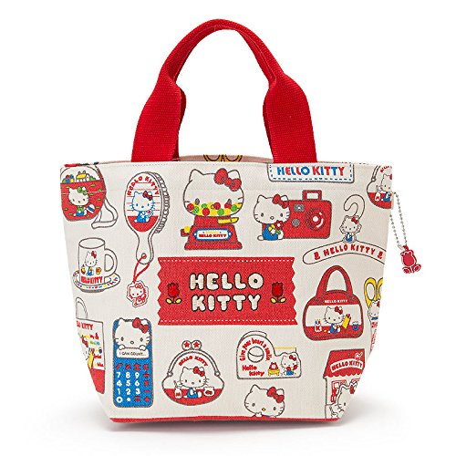 Sanrio Hello Kitty tote bag retro pop From Japan - Houston Shopping District
