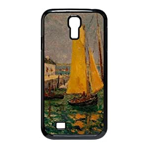 Samsung Galaxy S4 Cases Painting Montreal Museum of Fine Arts, - [Black] Tyquin