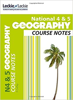 Book National 4/5 Geography Course Notes (Course Notes)
