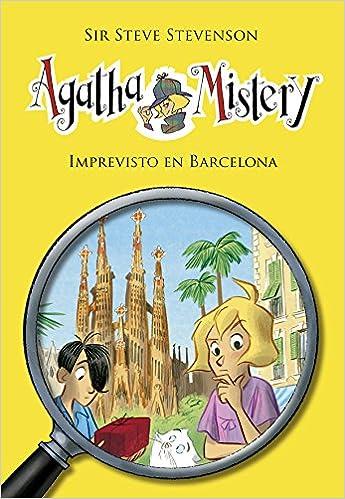 IMPREVISTO EN BARCELONA + MOCHILA (+8): Sir Steve Stevenson: 9788424661946: Amazon.com: Books