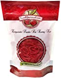 Gustaf's Licorice Strawberry Laces, 16 Oz