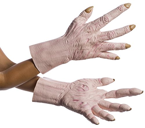 Rubie's Costume Co. Men's Adult Star Wars: Episode VIII Victor 2 Latex Costume Hands,As/Shown,One (Supreme Star Wars Costumes)