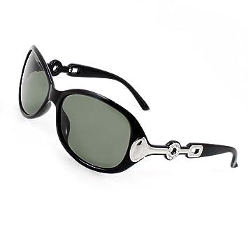 Kunststoff Full Frame Ladies Sport polarisierte Sonnenbrille NbJpvTYEH5