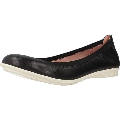 Pretty Ballerinas 45012 Noir - Chaussures Ballerines Femme