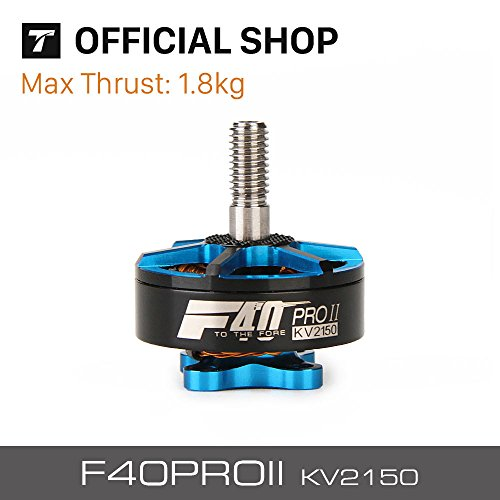 T-Motor F40 PRO II 2150KV black&blue Brushless Waterproof Motor For FPV VTOL RC Drone
