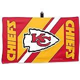 Master Kansas City Chiefs Waffle Weave Towel, Multi