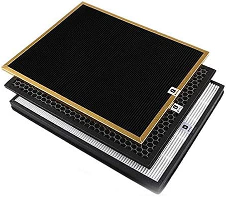 ACAMPTAR 3Pcs / Lote Kit de Filtro Ac4142 para Ac4072 Ac4074 ...