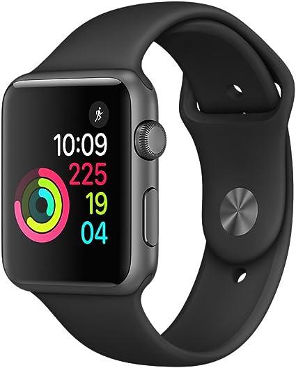 Amazon.com: Apple Watch Series 1 Smartwatch (carcasa de ...